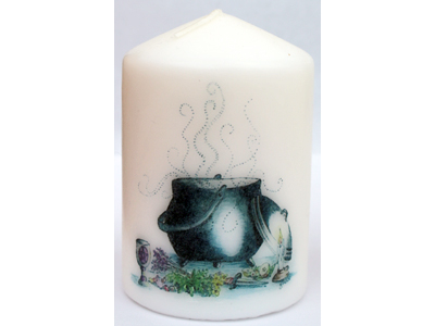 10cm Witches Brew Candle